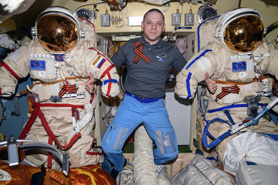 ivan vagner 7weeks in space orbit 1