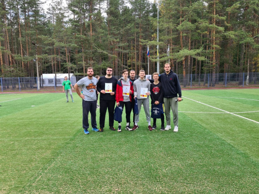 opening of new sports grounds on the basis of voenmeh raketa 2020 3