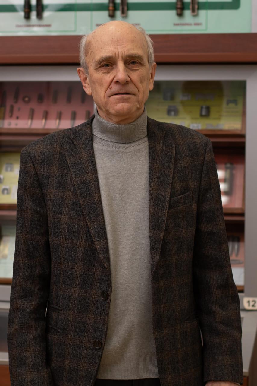 Борис Семенович Кошелев