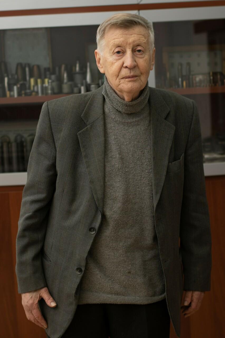 Эдуард Иванович Ульянов