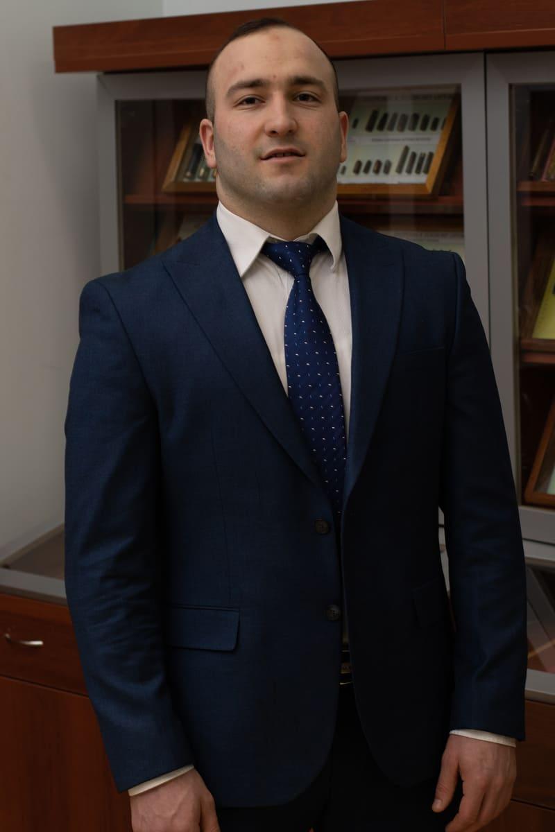 Зайнодин Нурмагомедович Расулов